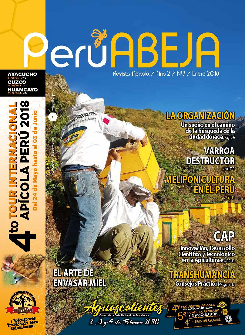 Peruabeja Revista Apicola